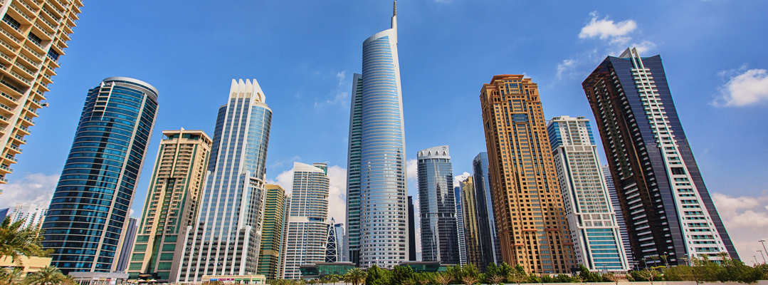 Jumeriah Lake Towers