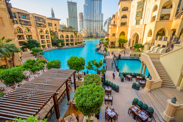 Core Commercial Area Guides Downtown Dubai Dubai