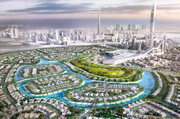 Core Residential Area Guides Mohammed Bin Rashid City Dubai