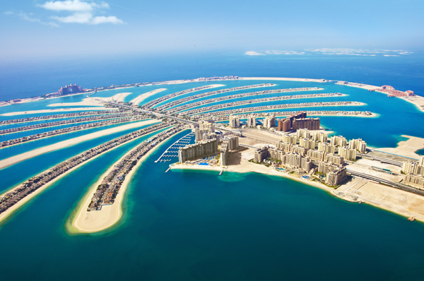 Core Residential Area Guides Palm Jumeirah Dubai