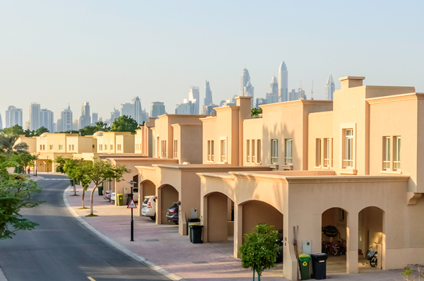 Core Residential Area Guides Springs Dubai
