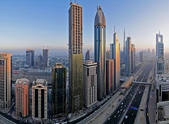 Dubai rents to continue to decline