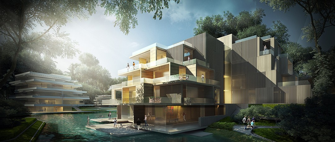 Ultra-Modern Al Barari Home Packed with Superb Lifestyle Amenities