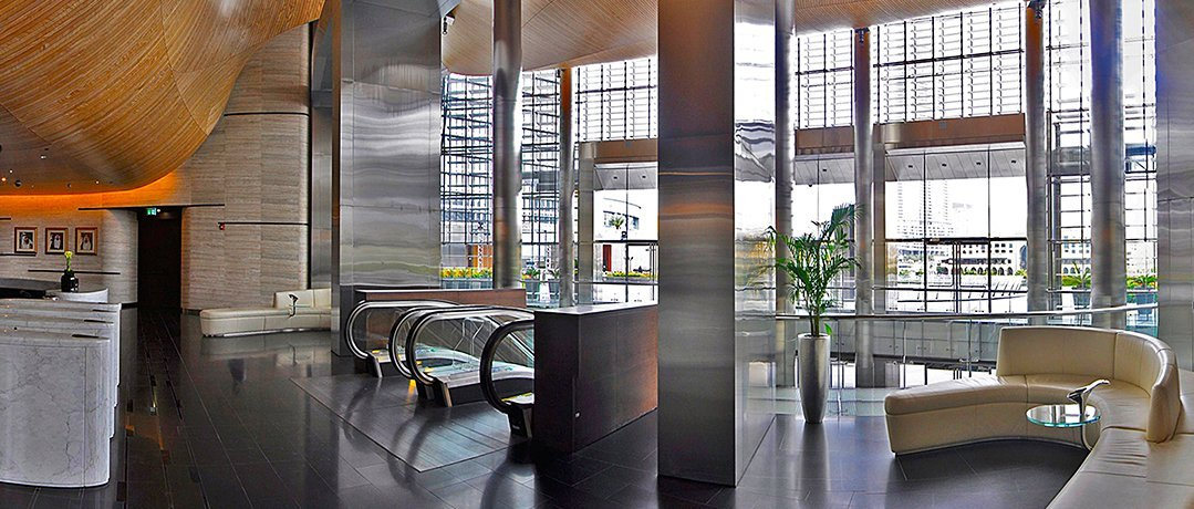 Shell and core office for rent in Burj Khalifa, Downtown Dubai