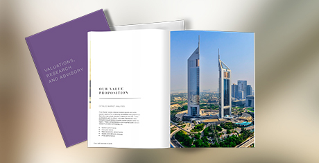 Commercial Service Booklet - CORE Real Estate Dubai