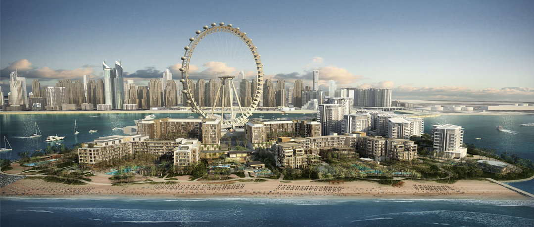 Bluewaters Island,<br> a new iconic destination by Meraas coming soon