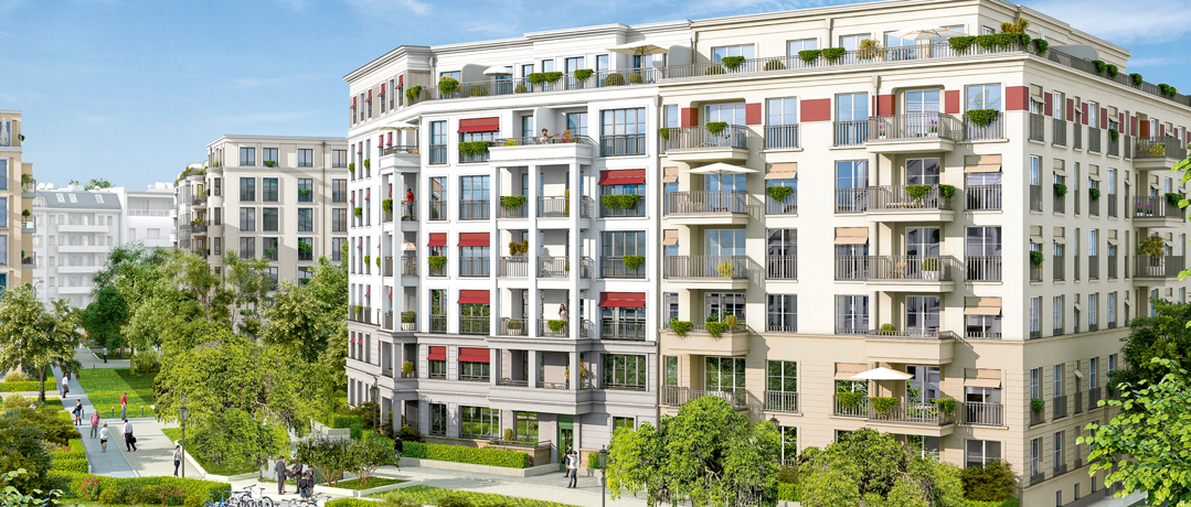 Urban living in Berlin, Germany Prices from EUR 222,000/AED 926,717