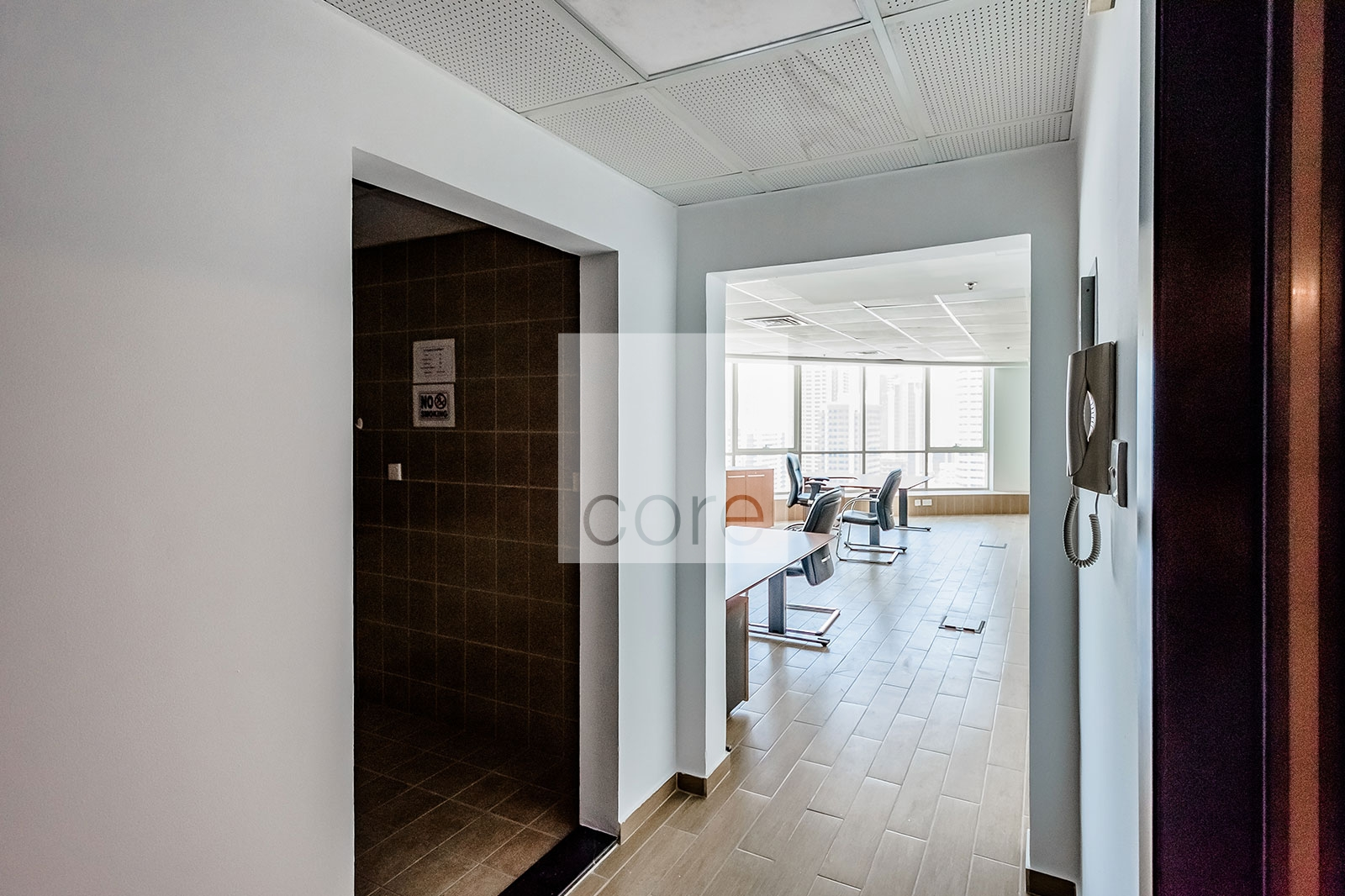 Fitted And Furnished Office | Mid Floor | Property Photo 3