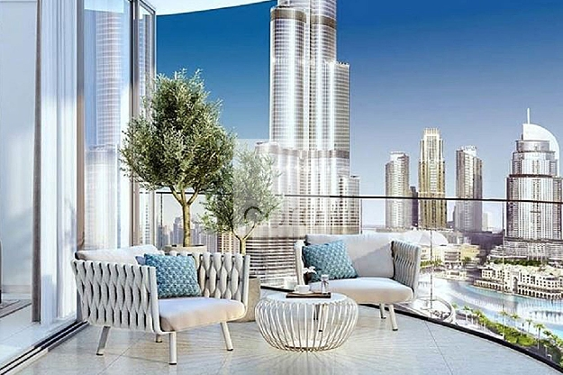 Opera District New Phrase 2Bed By Emaar